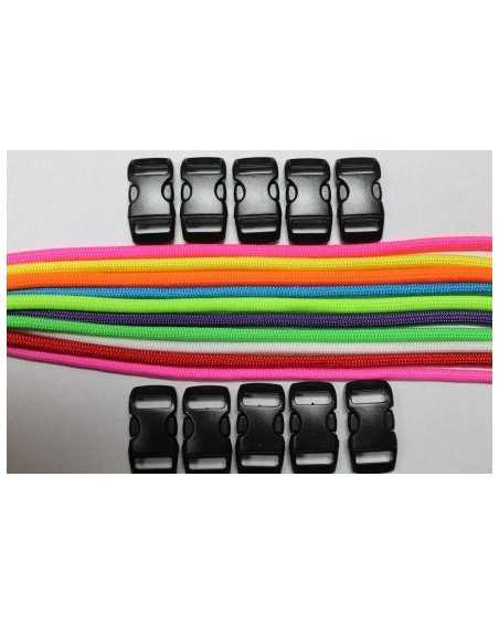 550 Paracord - Solid Colors (A) Bracelet Kit 9