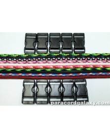 425 Paracord - Popular Colors (C) Bracelet Kit 25