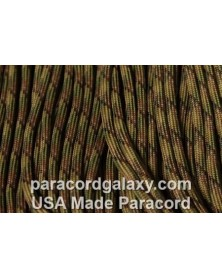 750 Paracord CAMO Multi Cam 100 ft Made in USA