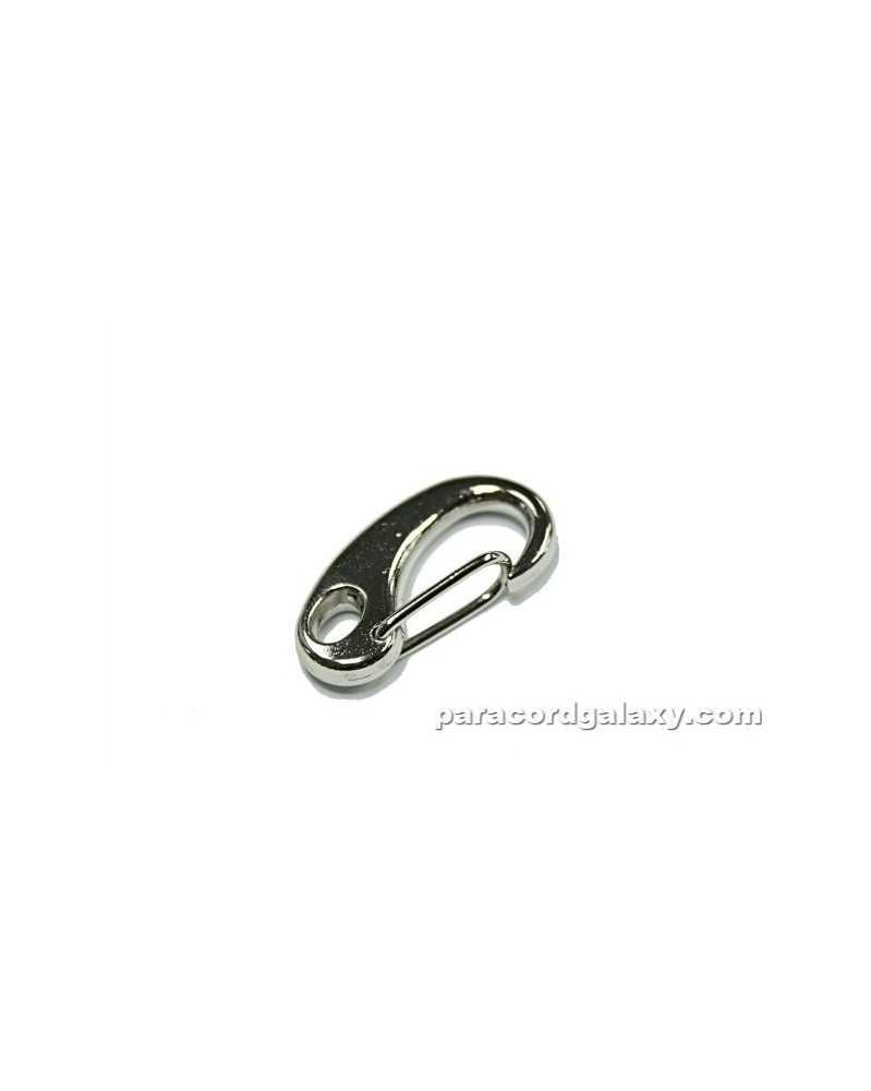 "SINGLE - 1 1/4"" (32mm) ZINC ALLOY Teardrop Snap Clasp"