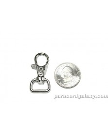 13mm Trigger Clasp with Wide Swivel Eye - 10 PACK