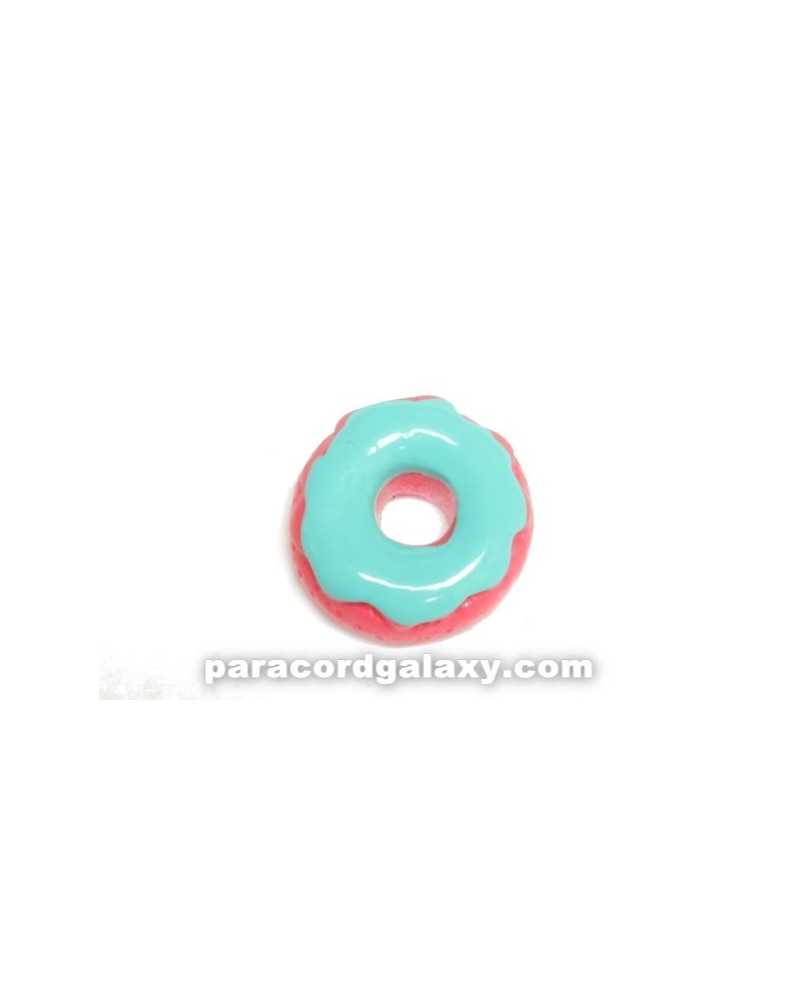 Floating Charm Donut Pink and Blue