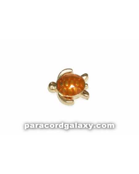 Floating Charm Turtle Orange