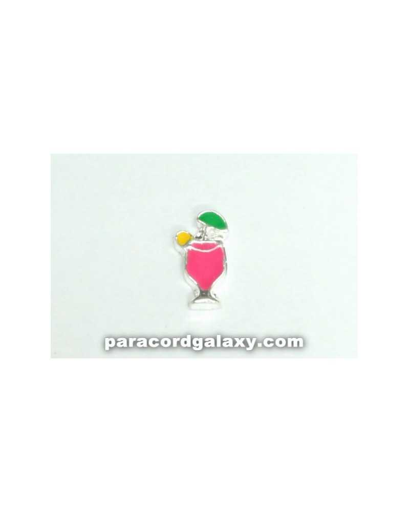 Floating Charm Juice Drink with Umbrella