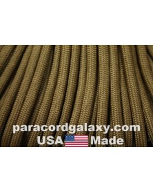 550 Paracord Coyote Made in USA