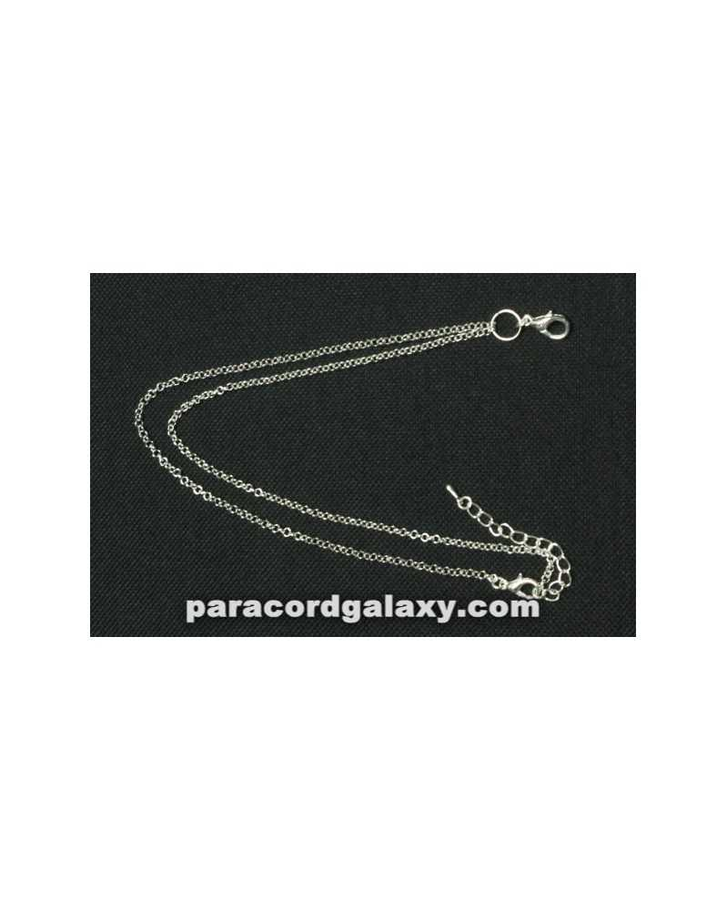 Necklace Chain Silver 20""