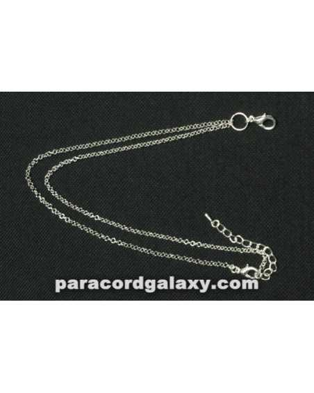 Necklace Chain Silver 20 IN