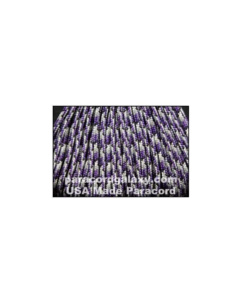 275 Tactical Paracord Plasma Purple 100 ft Made in USA