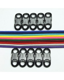 275 Paracord - Solid Colors (D) Bracelet Kit 42