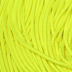 325-3 Paracord Neon Yellow...