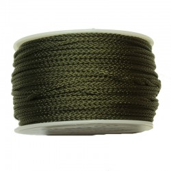 Micro Cord Olive Made in USA