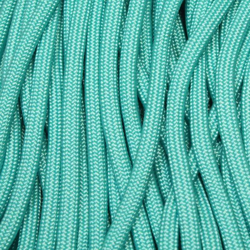 Turquoise 550 Paracord Made in USA