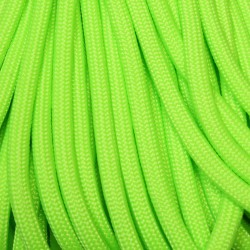 550 Paracord NEON Green...