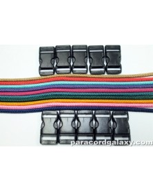 425 Paracord - Solid Colors Bracelet Kit 20