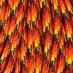 550 Paracord Fireball Made in USA