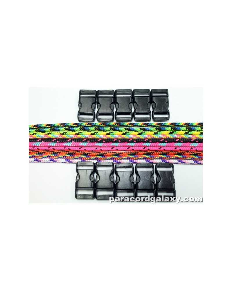 425 Paracord - Popular Colors (A) Bracelet Kit 22