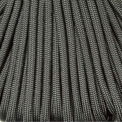 550 Paracord Graphite Made in USA