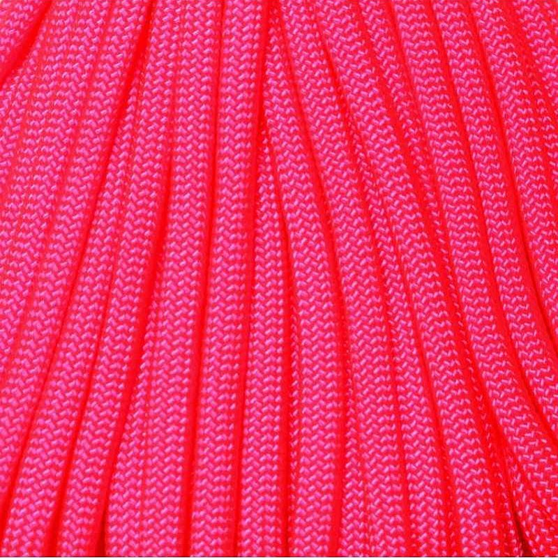 550 Paracord Hot Pink Made in USA