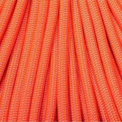 550 Paracord Neon Peach Made in USA