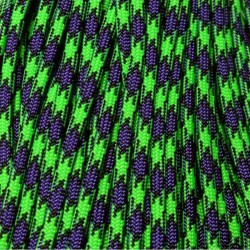 550 Paracord Zomb 100 ft Made in USA
