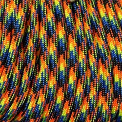 550 Paracord Ruckus Made in USA