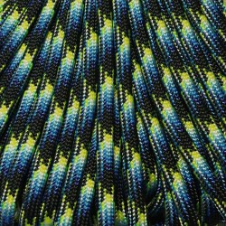 550 Paracord Oceanic Sunset Made in USA
