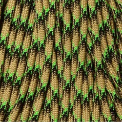 550 Paracord Swamp Thing 100 ft Made in USA