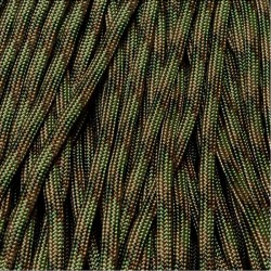 550 Paracord CAMO Multi Cam Dark Made in USA