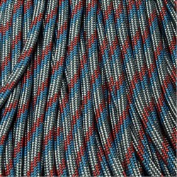 550 Paracord Captain America Made in USA