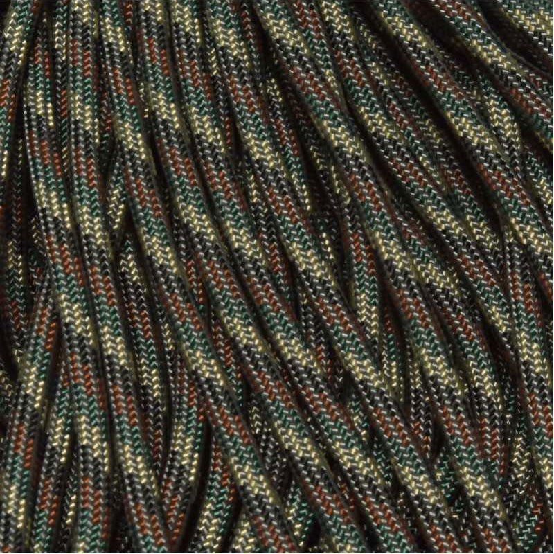 550 Paracord CAMO Pattern Made in USA