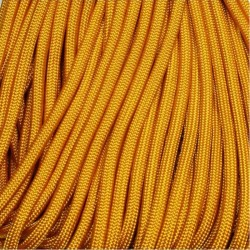 550 Paracord Goldenrod Made in USA