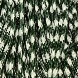550 Paracord Shamrock Forest 100 ft Made in USA