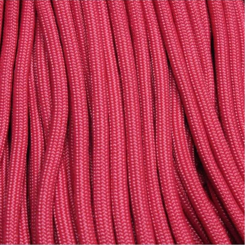 550 Paracord Fuchsia Made in USA