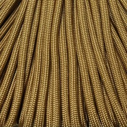 Tan 550 Paracord Made in USA