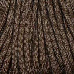 Brown 550 Paracord Made in USA
