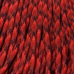 Red Blend 550 Paracord Made...