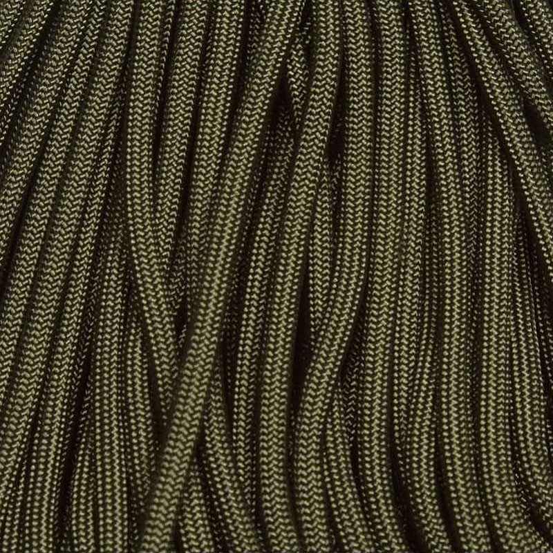 Olive Drab 550 Paracord Made in USA
