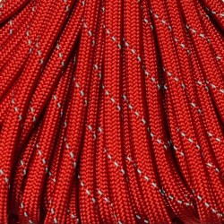 Reflective Red 550 Paracord...
