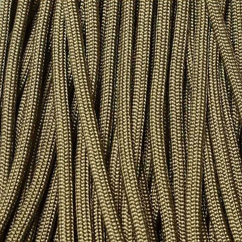 Mil Spec Paracord Mil-C40H Tan (499) Made in USA