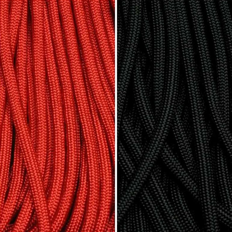 550 Paracord Pack for Texas Tech Red Raiders Fans