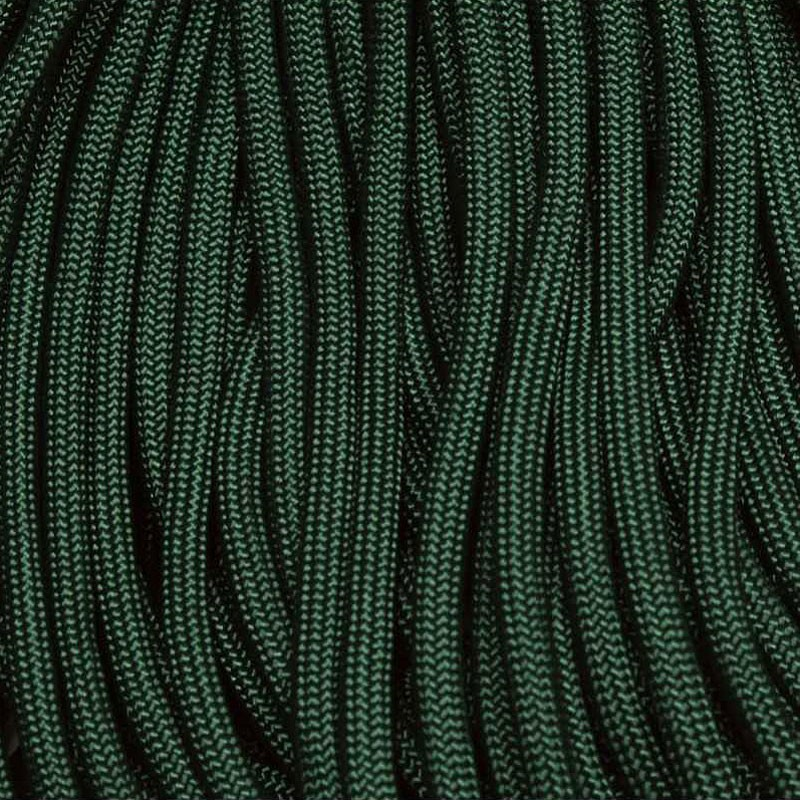 550 Paracord Dark Green Made in USA