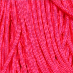 Neon Pink 550 Paracord Made...
