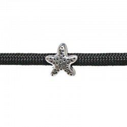 Spotted Starfish Bead