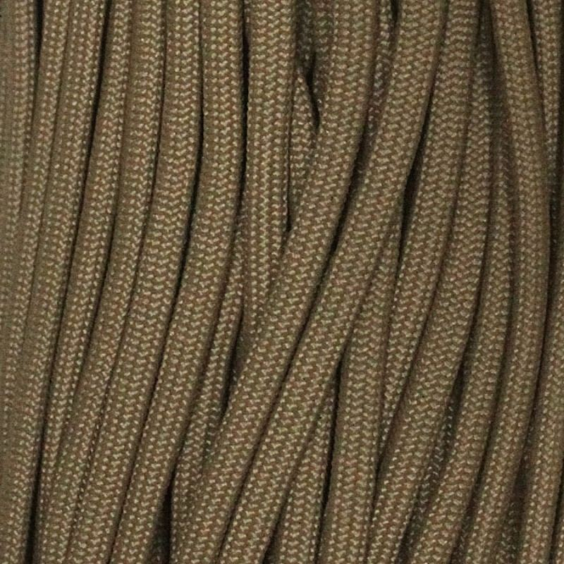 550 Paracord Coyote Brown Made in USA