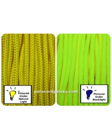 425 Paracord NEON Yellow 100 ft Made in USA