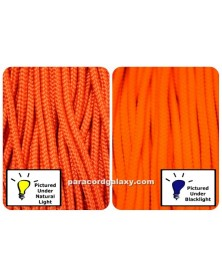 425 Paracord NEON Orange Made in USA