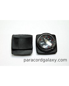 SINGLE - Slip On Compass for Paracord