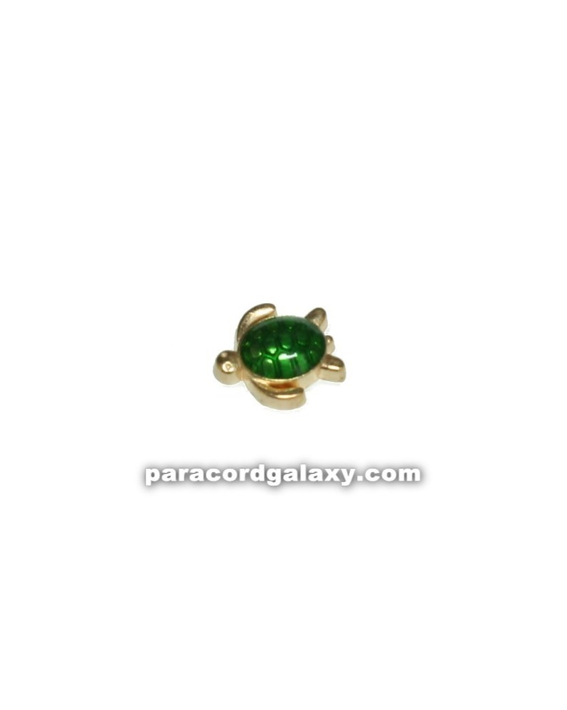 Floating Charm Turtle Green