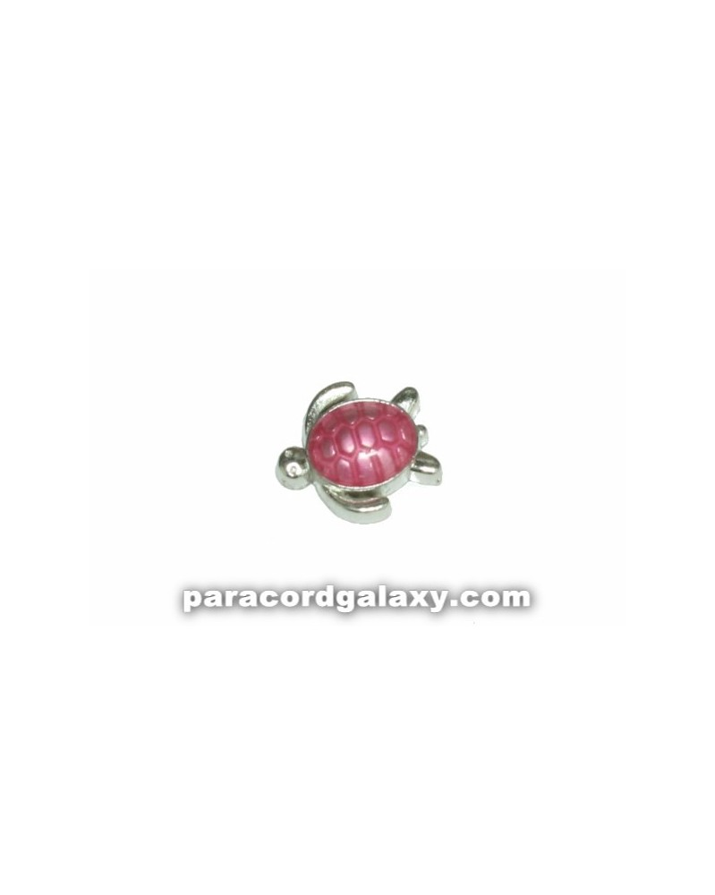 Floating Charm Turtle Pink