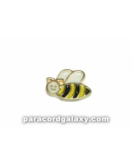 Floating Charm Bee Yellow and Black